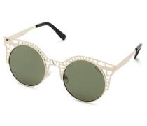 Fleur Gold Green Sonnenbrille 9343963009248