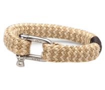 Bombay Barry Camel/Gold Armband P09-23203 (Länge: 22.00 cm)