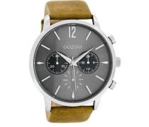 Timepieces Beige/Grau Uhr C8240 ( mm)