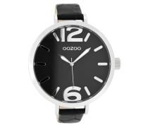 Timepieces Schwarz Uhr C8724