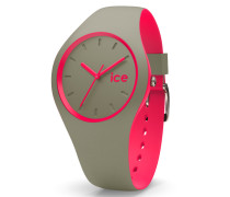 Duo Khaki Pink Uhr IW001497