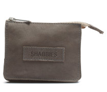 Shabbies Buffed Leather Cognac Brieftasche 3210200013027