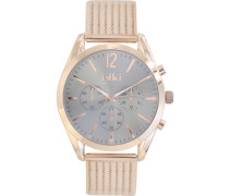 Heather Rose Gold/Creme Uhr HE05