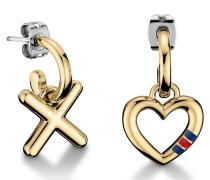 X Heart Ohrringe TJ2700809
