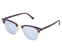 Clubmaster Sonnenbrille RB3016 51 114530