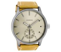 Timepieces Braun/Grau Uhr C8211 ( mm)