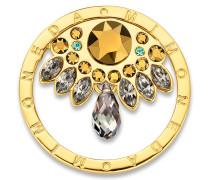 Arana Smokey Gold Plated Münze SW-ARA-60-L (Größe L)