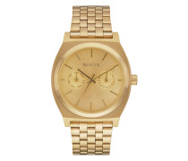 The Time Teller Deluxe All Gold Uhr A922-502