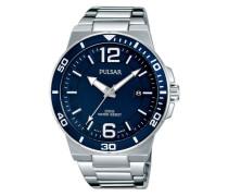 Staal Herren Uhr PS9399X1