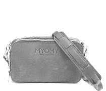 Black Bag Boxy Elephant Grey Clutch MOM50482059