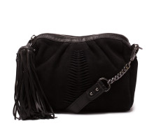 Adrienne Mini Black Schultertasche 1704209021-10