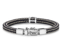 Denise Cord Mix Grey Armband 80MIX-GR (Länge: 19.00 cm)