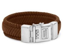 783CO Edwin Leather Cognac Armband