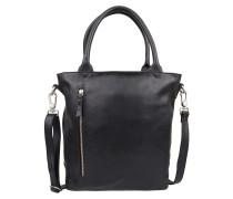 Luton Medium Black Laptop-Tasche 1919-000100