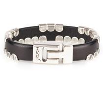 Herren Armband Black 24579-BRA-BLACK-M (20.30 cm)