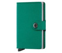 Miniwallet Crisple Emerald Portemonnaie S-MC-Emerald