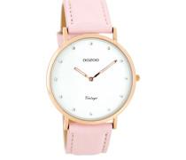 Vintage Rosa/Weiß Uhr C7775 ( mm)
