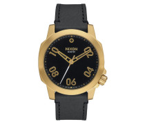 Ranger  Leather Gold Uhr A471513