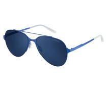 Maverick Sonnenbrille Matte Black/Blue Avio 113/S