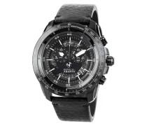 Abarth Chrono Black Uhr TW1490