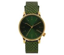Winston Monte Carlo Green Lizard Uhr KOM-W2553