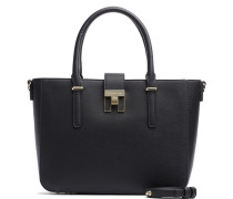 Heritage Tote Black Handtasche AW0AW03610002