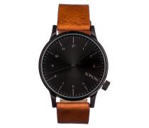 Winston Regal Cognac Uhr KOM-W2253