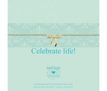 Celebrate Life Armband B28BOW12G