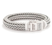 799 Ellen Medium Silver Armband (Size Men)