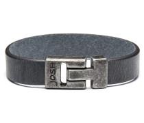 Vintage Black Armband 24468-BRA-VB-BLACK (Länge: 21.50 cm)