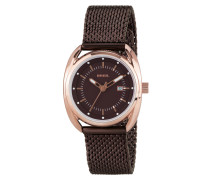 Beaubourg Lady Rosa Chocolate Mesh Uhr TW1637