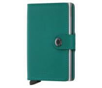 Miniwallet Original Emerald Portemonnaie S-M-Emerald