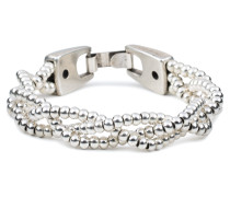 Silver Armband 04470-BRA-SILVER-S (Länge: 18.50 cm)