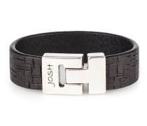 Herren Armband Black 24539-BRA-BLACK-L
