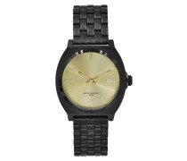 London Black/Gold Uhr LD-04