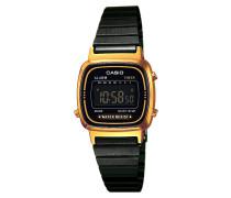 Basic Retro Uhr LA670WEGB-1BEF