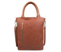 Luton Big Cognac Laptop-Tasche 1918-000300