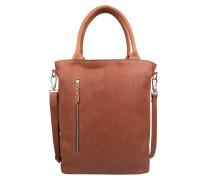 Luton Big Cognac Laptop-Tasche 1918-000300