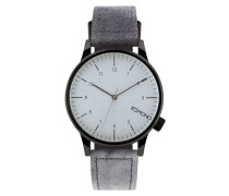 Winston Heritage Grey/Jeans Uhr KOM-W2133