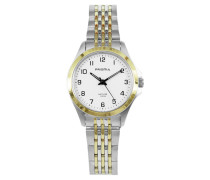 Bicolor Damen Uhr P1552