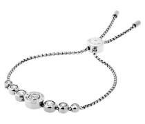 Logo Silver Armband MKJ5335040
