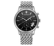 Classic Chronograph Uhr 01002-3M-NIN