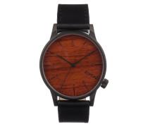 Winston Black Wood Uhr KOM-W2020