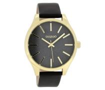 Timepieces Schwarz/Gold Uhr C8369 ( mm)