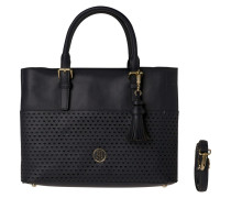 Summer of Love Small Tote Tommy Navy Handtasche AW0AW03939413
