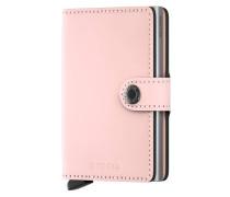 Miniwallet Matte Pink Portemonnaie S-MM-Pink