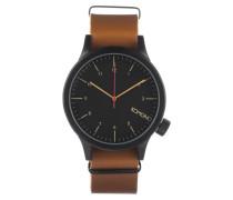 Magnus Black Cognac Uhr KOM-W1901
