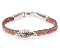 Brown Armband 18391-BRA-Brown-S (18.00 cm)