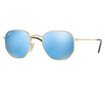 Gold Sonnenbrille RB3548 N001/9O