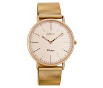 Vintage Uhr Rosegold C7399